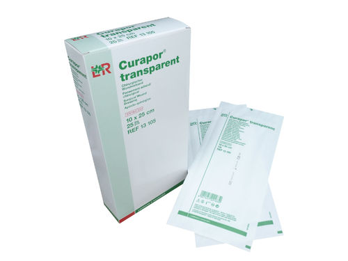 Curapor Wundverband transparent 10x 25cm