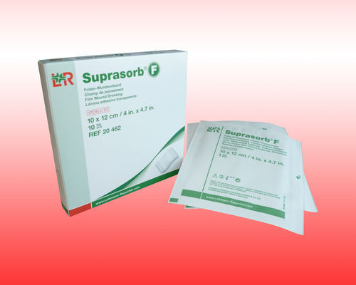Suprasorb F Folien Wundverband steril 10 x 12cm
